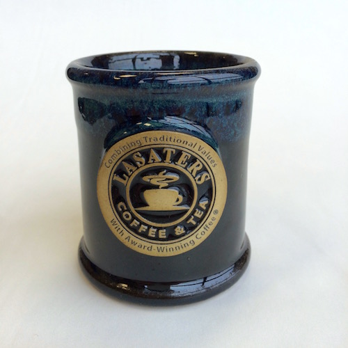 Lasaters 174 Espresso Shot Ceramic Mug 4 Oz Lasaters